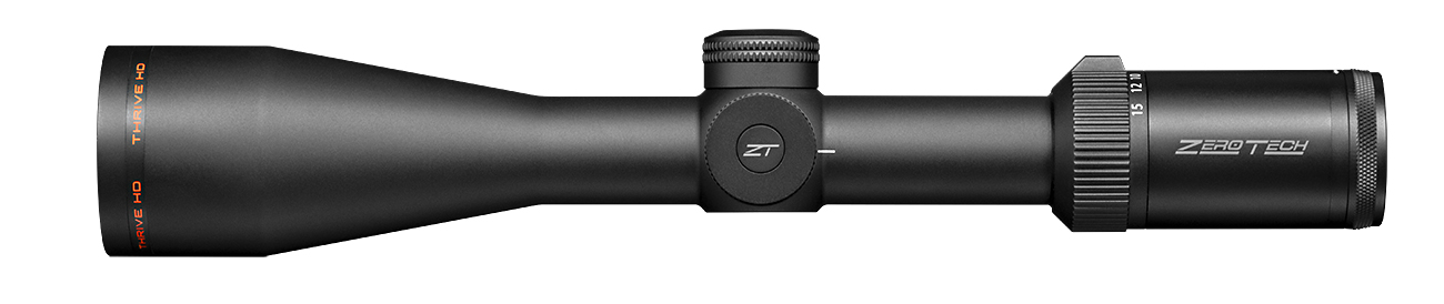 Trace Advanced - FFP 4.5-27x50 - ZeroTech Precision Optics