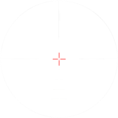reticle-PHR II-ILLUM-WHITE-ZeroTech Precision Optics