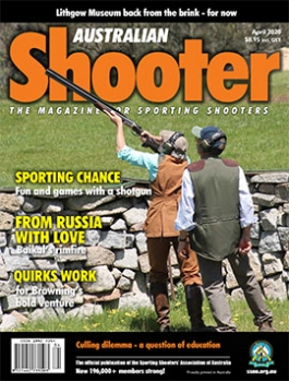 Australian Shooter Magazine - April 2020