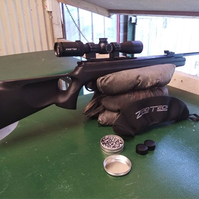 ZEROTECH-SCOPE-TESTING-WITH-MAGNUM-SPRING-PISTON-RIFLE